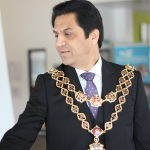 The Lord Mayor of Birmingham comes to Eden